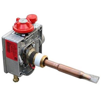 """Picture of Suburban  3/8""""IF Inlet X Outlet Gas Valve For Suburban Water Heater SW6P 160922 42-0574"""