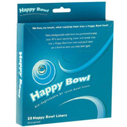 Picture of Happy Bowl  Plastic Toilet Bowl Liner HB-1212 69-5251