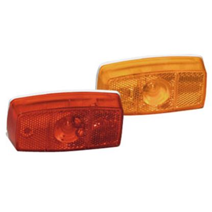 Picture of Clartec  Amber 349 Clearance Lights MF349A 69-8642