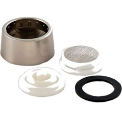 Picture of American Brass  Brushed Nickel Faucet Aerator CRD-SPTAERN 71-3510