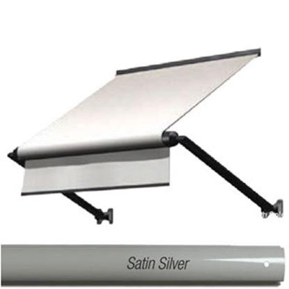 Picture of Lippert Solera Satin Standard Window Awning Hardware V000334753 90-2139