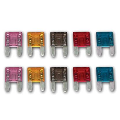 Picture of Battery Doctor  20-Pack LED Mini Blade Fuse Assortment 24103 95-4570