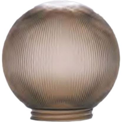 Picture of Polymer Products  Bronze Prismatic Party Light Globe 3203-51630 95-6122